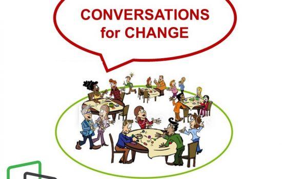 Conversations for Change - Jill Borland